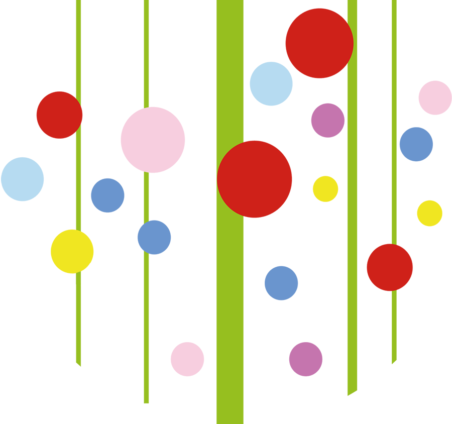 seed dots flat